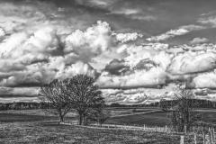 Landschaft bei Beppingen