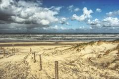 Nordseeküste auf Texel