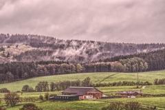 Bauernhof im Brachtpetal