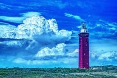 Leuchturm in Süd-Holland